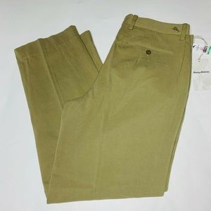 Tommy Bahama Pants Sz 34 Waist 32 Inseam Silk New